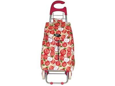 Marketeer Paris Shopping Trolley, Floral
