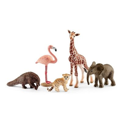 Schleich Wild Life Animals Set