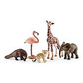 Schleich Wild Life Animals Set