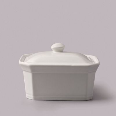 WM Bartleet & Sons Butter/Terrine Dish