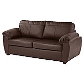 Wilton 3 Seat Large Sofa, Chocolate