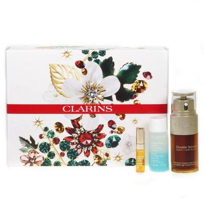Clarins Double Serum Edit Gift Set