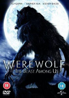 Werewolf The Beast Among Us (DVD)