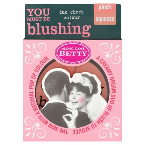 Along Came Betty Blusher You Must Be Blushing Pinch/Squeeze