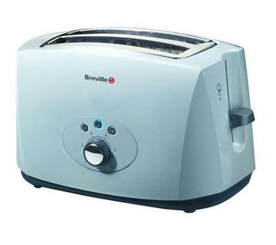 Breville Silver 2 Slice Toaster VTT195(Refurbished)
