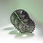 Trend - Craft saw blade 240mm x 24 teeth x 30mm - CSB/24024