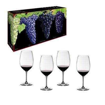 Riedel Vinum XL Cabernet Sauvignon Glass (Set of 4)