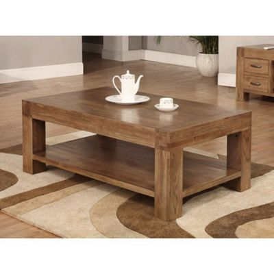 buy hawkshead santana coffee table in rich patina from our coffee
