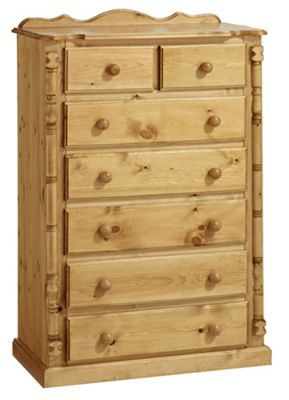 Ideal Furniture Ashley 7 Drawer Chest