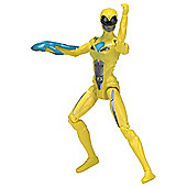 Power Range Movie Yellow Range 12.5cm Action Figure