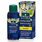 Kneipp Valerian & Hops Herbal Bath 100ml Liquid