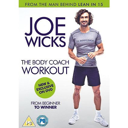 Fitness DVDs and Books
