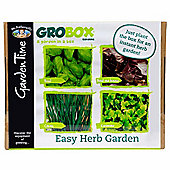 Mr Fothergill's GroBox - Easy-to-Sow Herb Garden