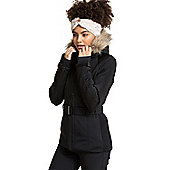 Zakti Ice Helix Ski Jacket - Black