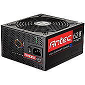 Antec High Current Gamer HCG-620M - Power supply ( internal ) - ATX12V 2.32/ EPS12V 2.92 - 80 PLUS Bronze - AC 100-240 V - 620 Watt - active PFC -