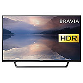 Sony KDL40RE453BU 40 Inch Smart Full HD LED TV with HDR and Freeview HD
