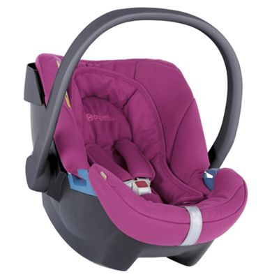 Mamas & Papas Aton Pink Infant Carrier
