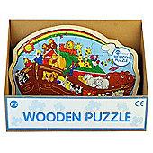 Noahs Ark Wooden Puzzle