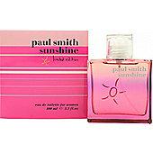 Paul Smith Sunshine Edition 2014 Eau de Toilette (EDT) 100ml Spray For Women
