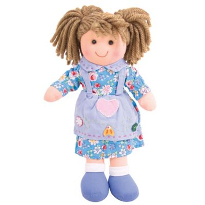 Bigjigs Toys Grace 28cm Doll