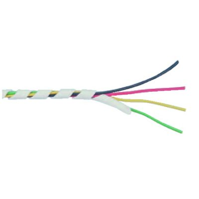 24mm Expandable Spiral Cable Lead Tidy Wrap Binding 10M