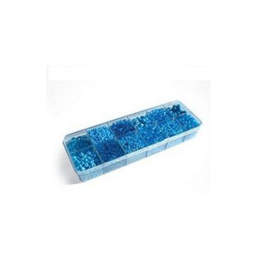 Gutermann Blue Seed Bead Set