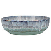 Mikasa Gourmet Basic Reactive Pasta Bowl Blue