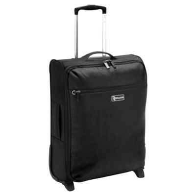 Revelation by Antler Alight 2-Wheel Suitcase, Black Small