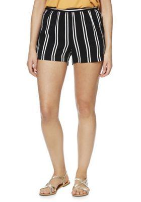 Jacqueline De Yong Striped Shorts Multi S