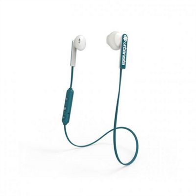 Urbanista Berlin Wireless Earphones - Blue Petroleum