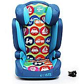 iSafe Kid Junior ISOFIX Car Seat (Adventurer)