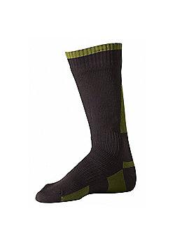 Sealskinz Walking Sock - Black