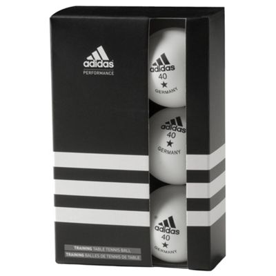 Adidas Table Tennis Balls 6 pack