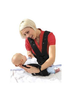 Tomy Freestyle Premier Detachable Baby Carrier