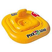 Intex 1-2-3 Pool School Deluxe Baby Float Swimming Aid