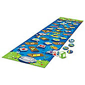 Learning Resources Crocodile Hop Early Maths Floor Game