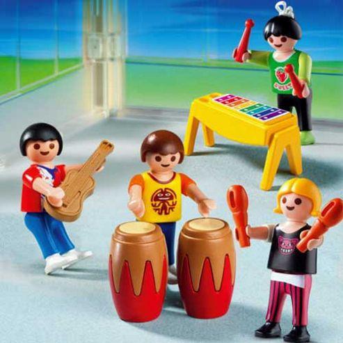 Playmobil School Band