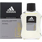 Adidas Victory League Aftershave 100ml Splash For Men