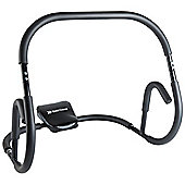 Gold Coast Ab Cruncher/ Cradle with Headrest - For Abdominal Exercises & Fitness