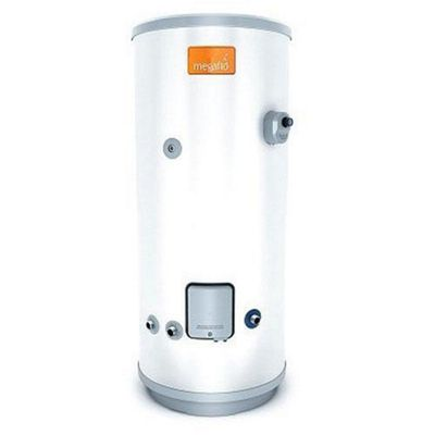 Heatrae Sadia Megaflo Eco 70I Unvented Indirect Stainless Steel Hot Water Cylinder 70 Litres
