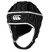 Canterbury Club Plus Headguard - Black - Black
