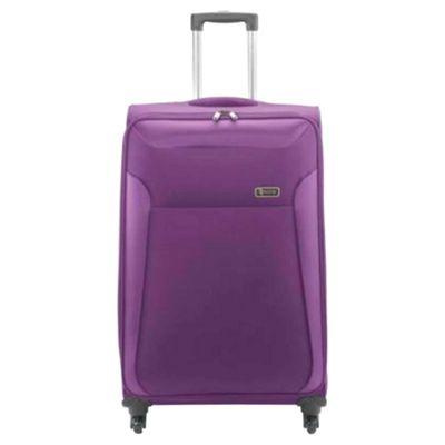 Revelation by Antler Nexus 4-Wheel Suitcase, Purple Large