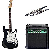 Beginner Electric Guitar Pack – with 6 Months Free Online Music Lessons