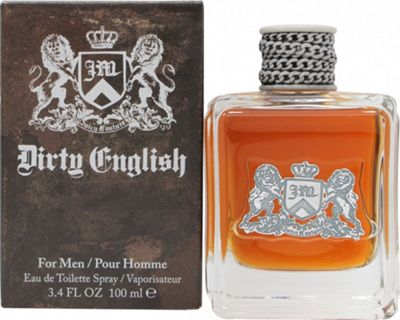 Juicy Couture Dirty English Eau de Toilette (EDT) 100ml Spray For Men
