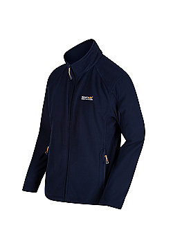 Regatta Mens Hedman II Fleece Jacket - Navy