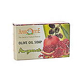 Aphrodite Olive Oil Soap (Pomegranate) 100g