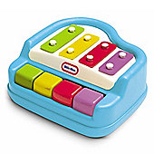 Little Tikes Tap-a-Tune Piano - Blue