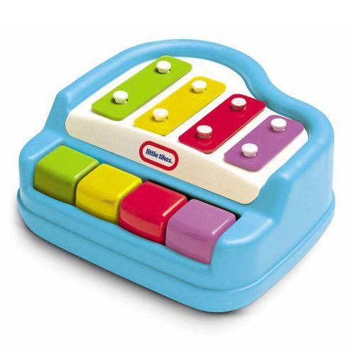 Little Tikes Tap-a-Tune Piano - Blue