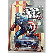 Hot Wheels Marvel Captain America Classics - Spectyte