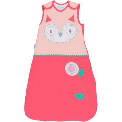 Grobag What a Hoot 2.5 Tog Sleeping Bag (0-6 Months)